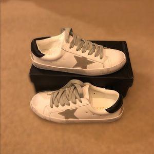 SHEIN Star Patch Sneakers - NIB - Size 8